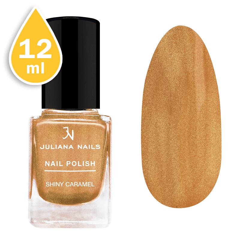 Lak za nokte Juliana Nails 12ml – shiny caramel