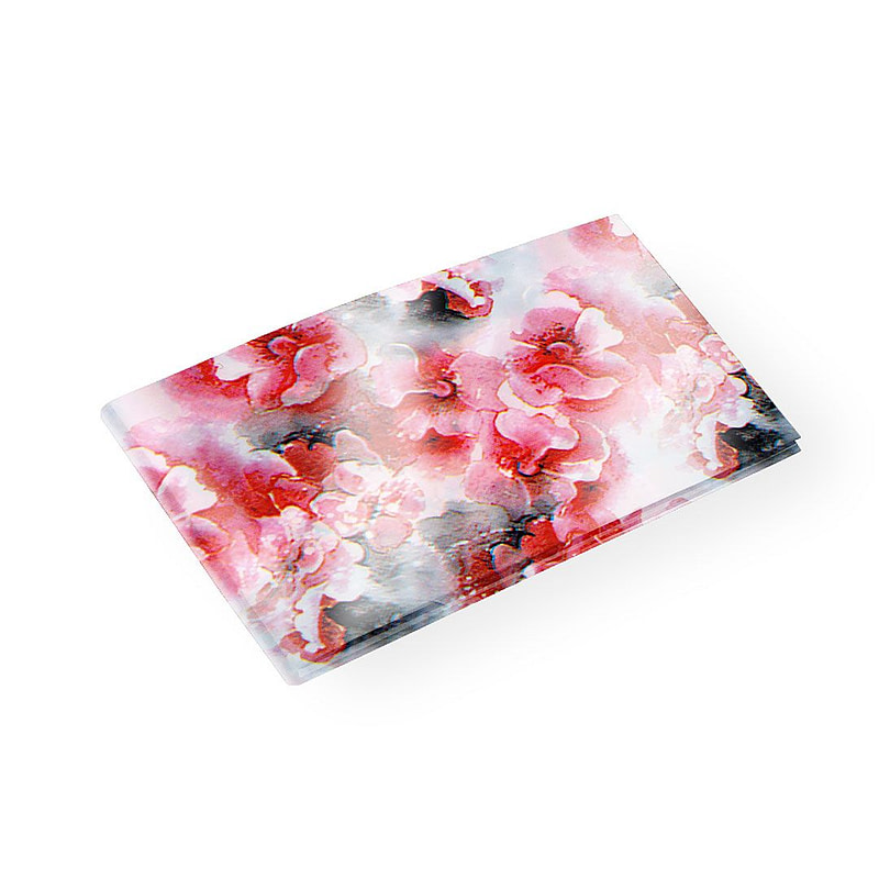 Nail art folija Marble Flower