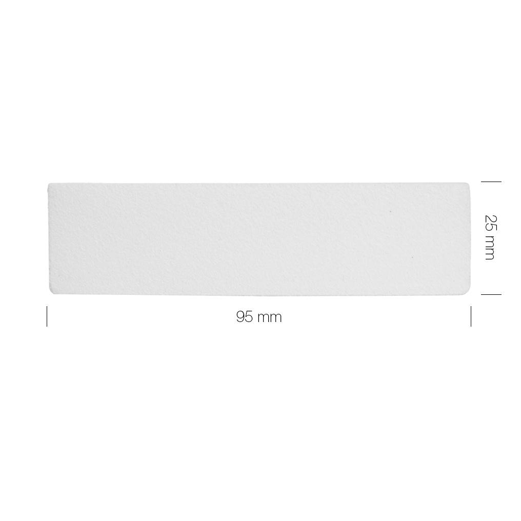 Polirni blok bijeli basic (10 kom.)