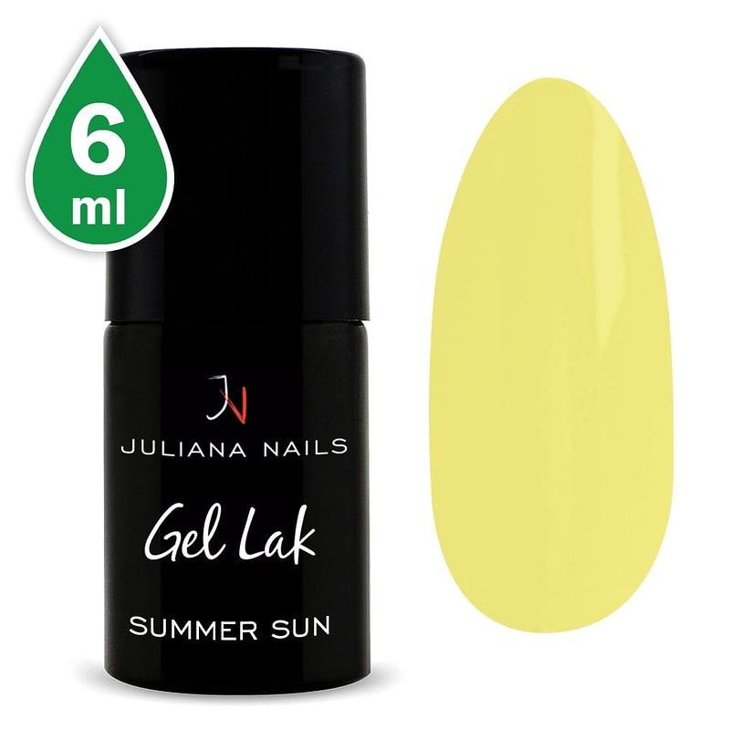 Gel lak (trajni lak) Summer Sun 6ml
